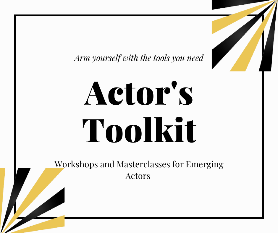 Actor's Toolkit Title